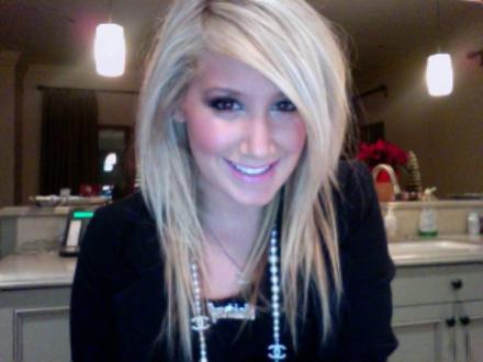 ashley tisdale brown hair 2010. January 2, 2010, 12:36 am