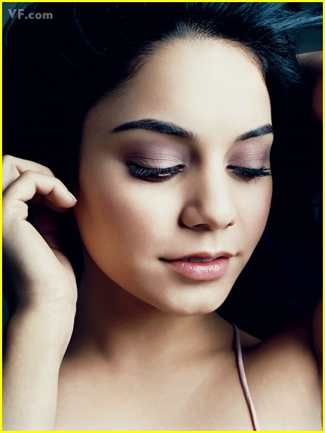 Vanessa Hudgens looks breathtaking in this new shot from Vanity Fair's